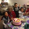 Celebrating Po-Po's birthday<br /> December 30, 2012